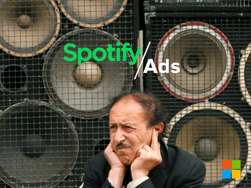 Spotify-Microsoft